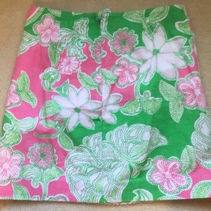 Lilly Pulitzer Skirts - Lily Pulitzer size 0 skirt